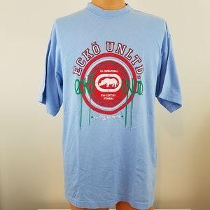 Ecko Unltd Limited Edition T Shirt Sz XL Cotton